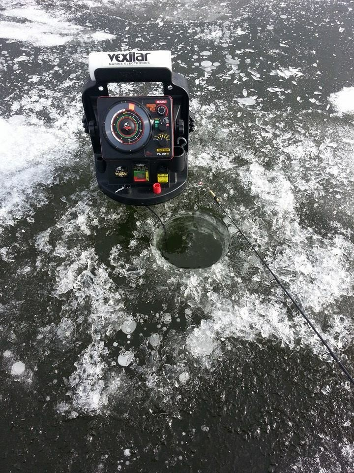 Ice fishing electronics panfish pursuers llc for Ice fishing electronics